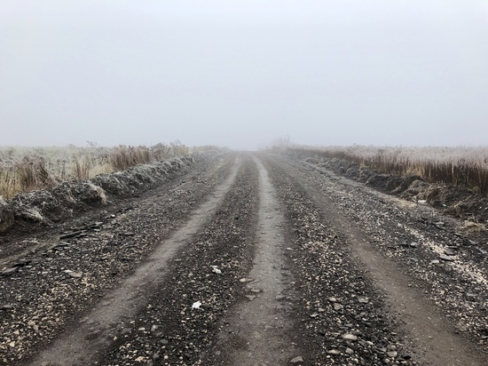 Туман не покидает регионы ЦФО