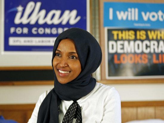 В конгресс США впервые избраны женщины-мусульманки