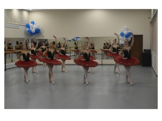 В Серпухове для юных танцоров открыли новый зал хореографии