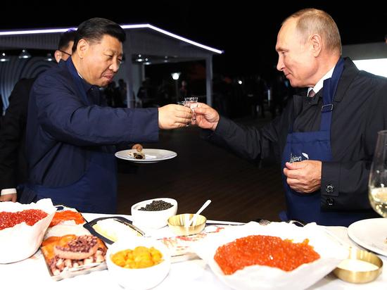 «Великая дружба» России и Китая: что происходит на самом деле
