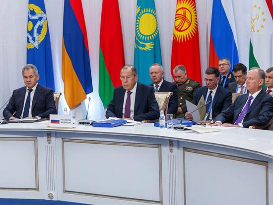 ОДКБ в Астане оценила угрозы
