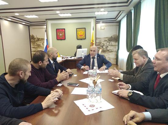Турецкие инвесторы заинтересовались строительством элеватора в Чувашии