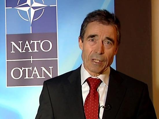 Расмуссен призвал Белоруссию ориентироваться на опыт Грузии или Украины