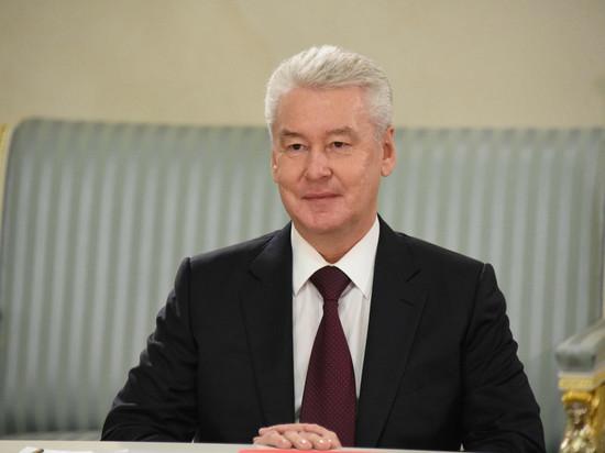Мэр Москвы поздравил калужан с праздником
