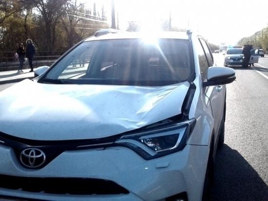 В Волгограде «Тойота» насмерть сбила пешехода