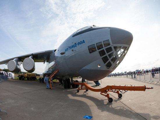 Алексей Рогозин прокомментировал первый полет модернизированного Ил-76МД
