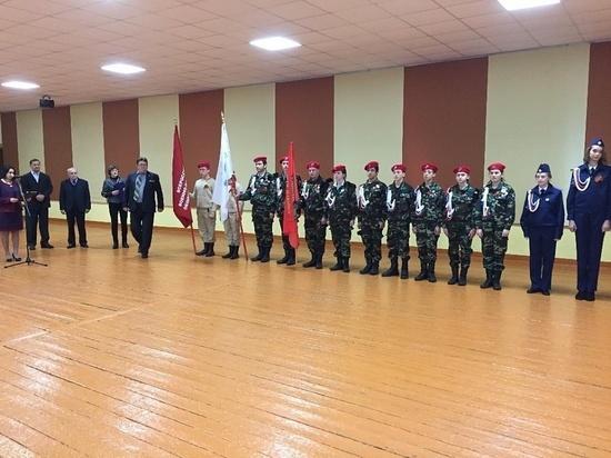 В Свердловскую область передали останки защитника Торопца