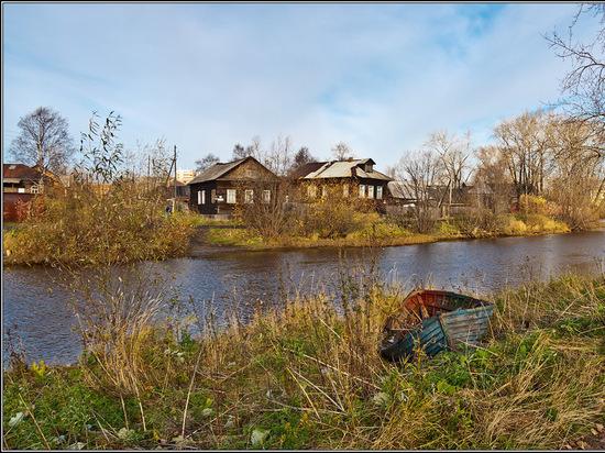 Погода в Архангельске: зимой пока даже и не пахнет
