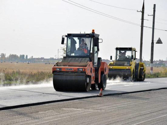 В Тверской области от М10 до парома отремонтировали дорогу