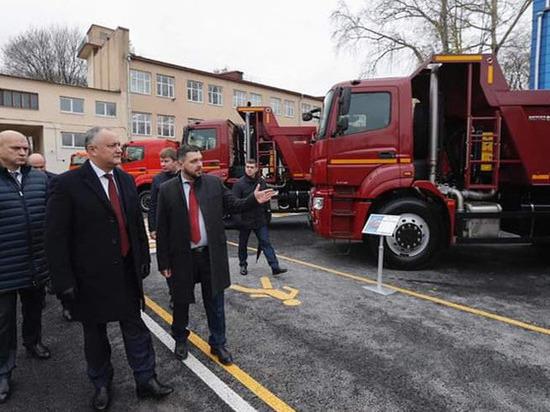 Молдавская продукция возвращается  на российский рынок