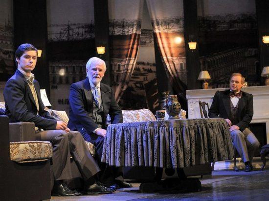 «Галерка» пригласила омичей отметить 200-летие Тургенева спектаклем «Холостяк»