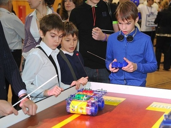 «Поколение М»: ярославские дети создадут роботов для орбитальных станций