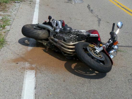 Мотоциклист-школьник попал в ДТП в Мордовии