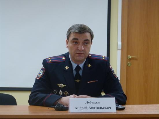 В Петрозаводске появился новый начальник полиции