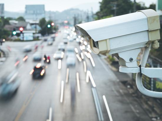 Камеры на дорогах Мордовии принесли хороший «урожай»