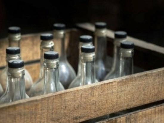 В Калмыкии опять продавали поддельный алкоголь