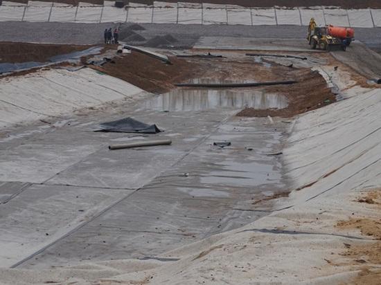 В Никифоровском районе реконструируют полигон для твёрдых бытовых отходов