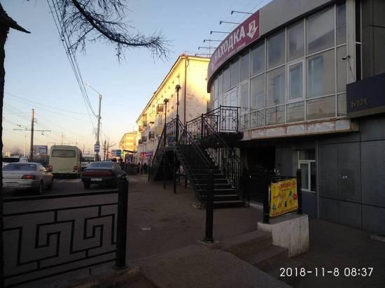 В Улан-Удэ ликвидируют опасную парковку по улице Терешковой