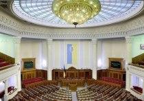 """Украинский парламент может рассмотреть предложение """"запретить зиму"""""""