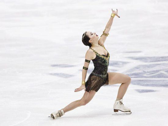 Туктамышева лидирует на Гран-при Японии с личным рекордом