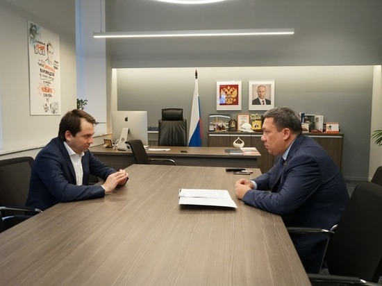 Горно-Алтайск станет первой площадкой, где внедрят проект «Умный город»