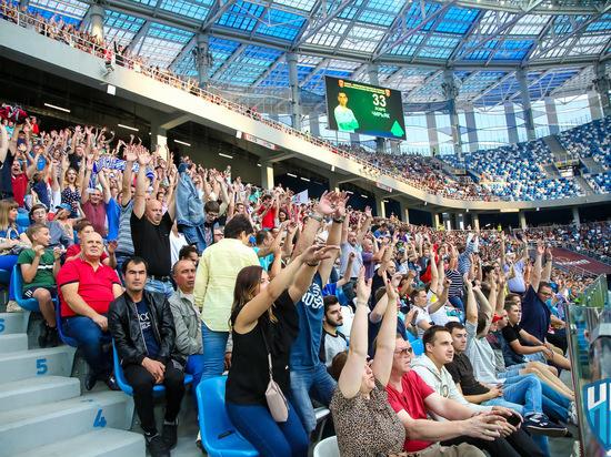 Первый круг первенства ФНЛ «Нижний Новгород» провел успешно