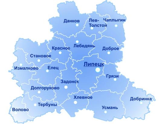 Липецкая область - лидер по инвестиционной активности регионов