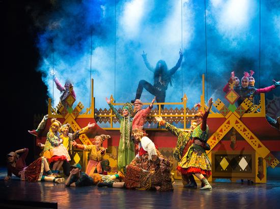 Берлин пятый год с восторгом принимает гастроли Сургутского театра