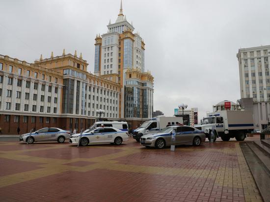 МВД Мордовии показало свое вооружение