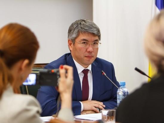 Отставка Владимира Павлова прошла не без участия главы Бурятии