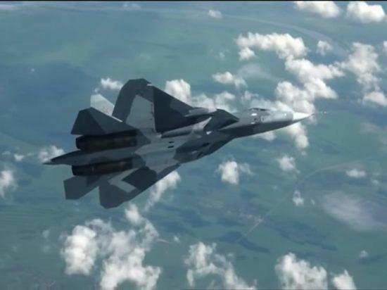 Конструктор истребителя Су-57 назвал его преимущества перед F-22 и F-35