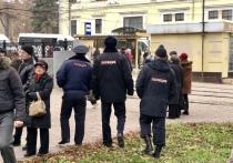 Тула в «середнячках» по протестам
