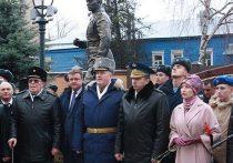 В Рязанском училище ВДВ открыли памятник легендарному генералу Маргелову
