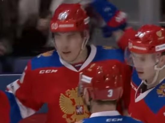 Эксперт оценил выступление сборной России по хоккею на Кубке Карьяла