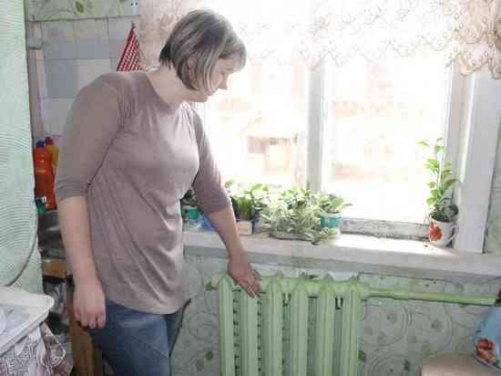 После сноса местной котельной в Вересниках замерзают дома