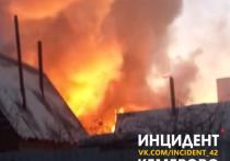 В Кемерове на пожаре погибли двое детей и их отчим