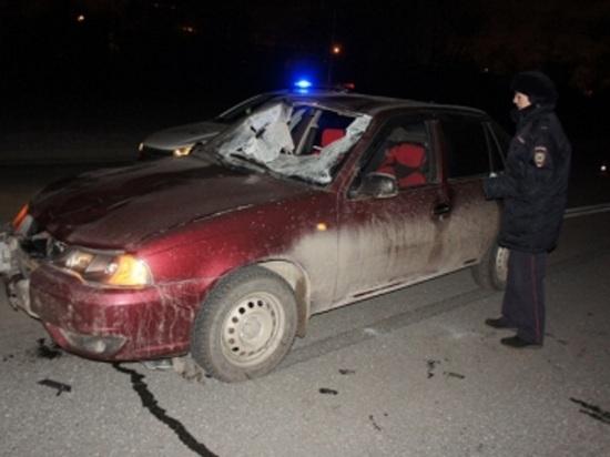 В Нижнем Тагиле водитель Дэу Нексии насмерть сбил пешехода