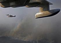 США посоветовали бросить на борьбу с пожарами российские самолеты