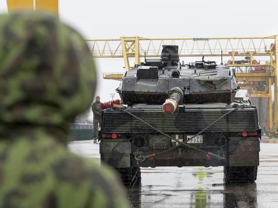 Российский генерал назвал ослабление США условием появления европейской армии