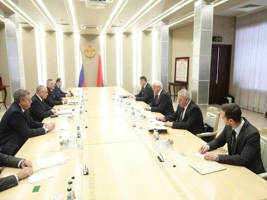 Белоруссия подтвердила заинтересованность в реализации совместных проектов с Вологодчиной