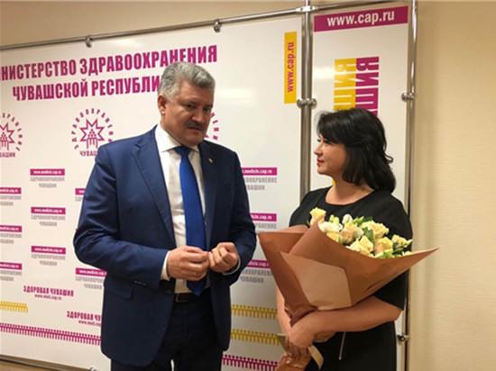 Представительница Чувашии стала финалистом Всероссийского конкурса «Святость материнства»