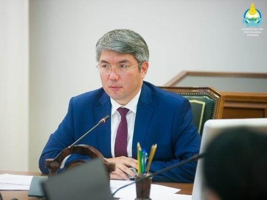 В московской квартире Алексея Цыденова прошел обыск