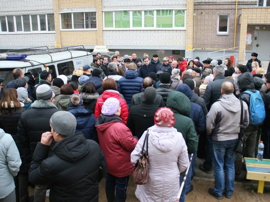 Жителей Пригорского не оставили в беде