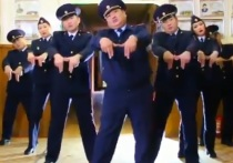 Ролик танцующих полицейских из Якутии стал популярным