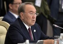 Президент Казахстана Нурсултан Назарбаев рассказал о своей тревоге из-за обострения геополитического соперничества между Россией, США и Китаем
