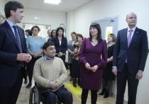 На Сахалине открылся МФЦ для инвалидов