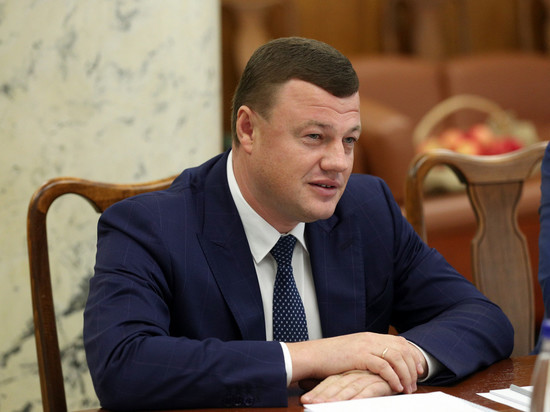 Тамбовский и курский губернаторы оказались на бирже