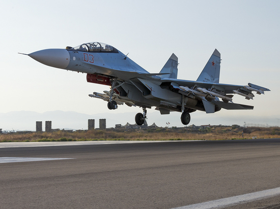 Стало известно, сколько самолетов потеряла Россия в Сирии