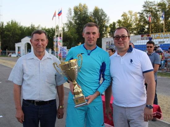 Подшефный ФК «Нефтяник» стал пятикратным чемпионом
