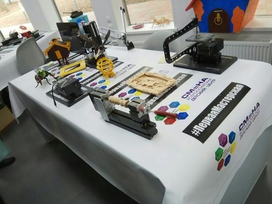 Новый детский технопарк появится в Вологодской области
